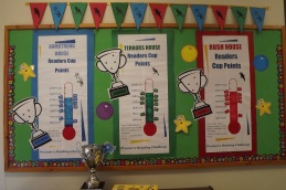 Premier's Reading Challenge House Cup