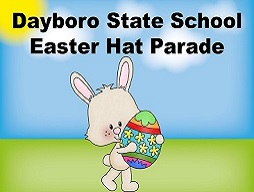Dayboro State School Easter Hat Parade